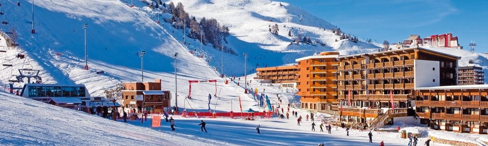 France skiing