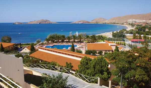 Lemnos Beach Resort