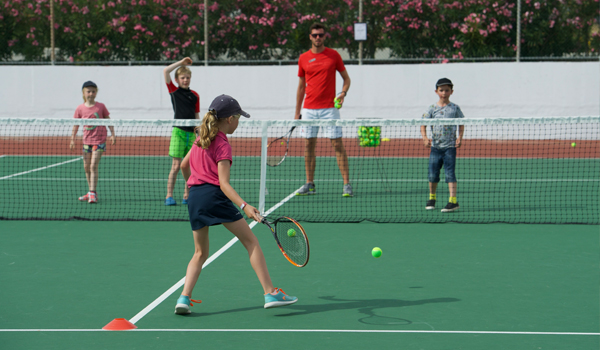 Junior LTA courses