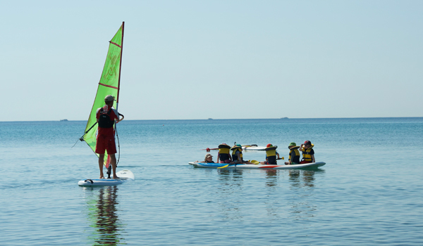 RYA Youth Windsurfing
